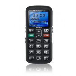 """10273650 CELLULARE BRONDI AMICO SEMPLICE+ DS CLASSICO 1,8""""/TASTI GRANDI/QUADBAND 8015908736502"""