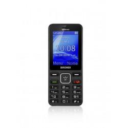 """10274080 CELLULARE BRONDI BRIO BARTYPE DS BK 2,4"""" COLORI QUAD BAND BT RADIO FM 8015908740806 BRONDI"""