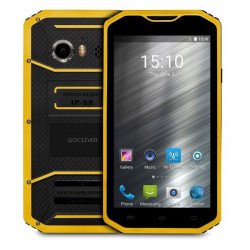 """FQ3550RUG SMARTPHONE GOCLEVER QUANTUM 3 5,5"""" ANDROID 5.1 RUGGED 5906736071923 GOCLEVER"""
