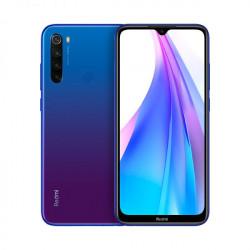 """NOTE8T-64-BLUE SMARTPHONE XIAOMI REDMI NOTE 8T 6,3 """" BLUE 64GB+4GB DUAL SIM ITALIA 6941059634904"""