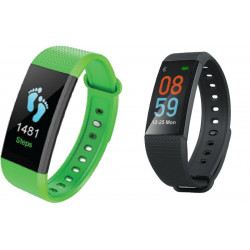 GCWSBMFPL OROLOGIO GOCLEVER SMARTWATCH SMART BAND MAXFIT PLUS 5906736075648 GOCLEVER