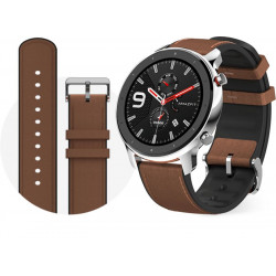 "A1902-AC SMARTWATCH 1,39"" TOUCH ANDROID/IOS XIAOMI GTR 47MM BLK/BROWN ACCIAIO 6970100372342 XIAOMI"