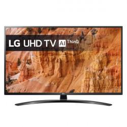 "55UM7450 TV 55"" LG UHD 4K SMART LED WIFI HDMI DVB-T2 DVBS2 GOOGLE ALEXA ASSI 8806098387069 LG"
