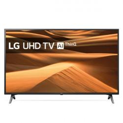 "43UM7100 TV 43"" LG UHD SMART EUROPA HDR DVB-C/S2/T2 HD WIFI DLNA BT 5.0 8806098396252 LG ELECTRONICS"