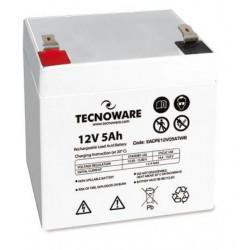 EACPE12V05ATWB BATTERIA UPS TECNOWARE 12VDC 5AH HIGH ERMETICA AL PIOMBO BULK 8026475165954 TECNOWARE
