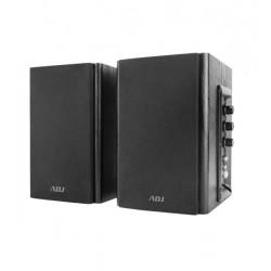 760-00015 SPEAKER 2.0 SET 30WRMS PRO-SOUND BK LEGNO ADJ 8058773839893 ADJ