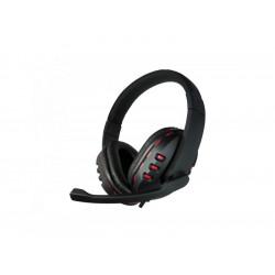 780-00040 CUFFIA C/MICROFONO USB GAMING BK/RD RED STAR COMPATIBILE CON PS4 ADJ 8058773831781 ADJ