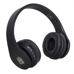 ASCURB00 CUFFIA GOCLEVER WIRELESS HEADPHONE BLUETOOTH 5906736072081 GOCLEVER