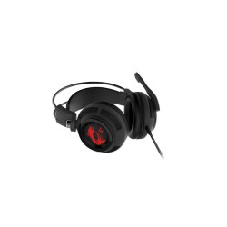 S37-2100910-SV1 CUFFIA GAMING 3,5MM DS502 7.1 RED LED 4719072397821 MSI MICROSTAR