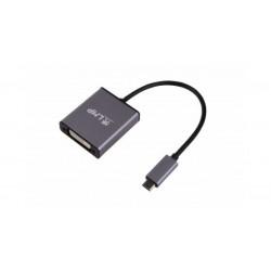 15944 ADATTATORE USB-C TO DVI SPACEGR LMP TYPE C 7640113431891 LMP