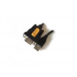 320-00001 CAVO CONVERTITORE USB A SERIALE BK M/M 1.8MT ADJ 4213722214105 ADJ
