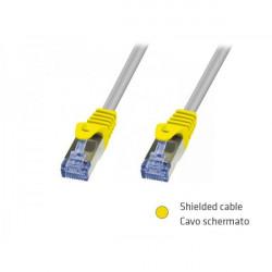 310-00043 CAVO RETE S/FTP CAT.6 10MT SL DOPPIA SCHERMATURA ADJ 8053251239738 ADJ