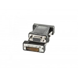 320-00038 ADATTATORE DVI-VGA M/F BK NO CAVO ADJ 8053251239349 ADJ