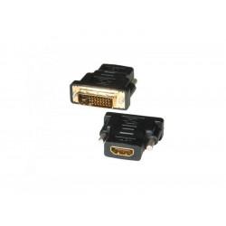 320-00041 ADATTATORE HDMI-DVI F/M BK NO CAVO ADJ 8053251239356 ADJ