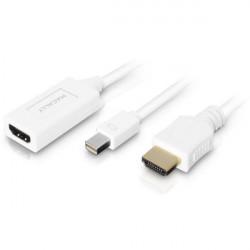 MD-HD6C-4K CAVO MACALLY MDP A HDMI ULTRA HD 4K MINIDISPLAYPORT A HDMI 4K 8717278768410 MACALLY