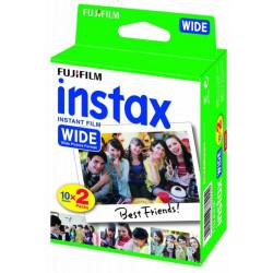 16386016 CARTA FOTOGRAFICA INSTAX MINI 2PZ 46MMX62MM CLR BORDO BIANCO 10PZX2 4547410364866 FUJIFILM