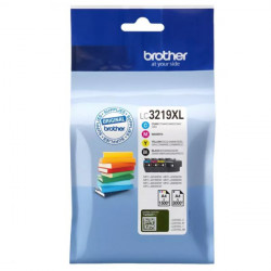 LC3219XLVALBP INK BROTHER LC3219XLVALBP NERO/ CIANO/GIALLO/MAGENTA MFC-J4620DW 4977766767019 BROTHER