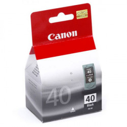 0615B001 INK CANON PG-40 NERO IP1600/2200 PER PIXMA IP 1200/1600/1700/2200 4960999641447 CANON