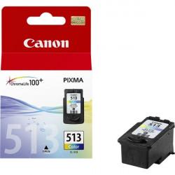2971B001 INK CANON CL-513 COLOR PIXMA240/260 MP250/MP280/MP495/MX360/MX340/MX410 4960999617022 CANON
