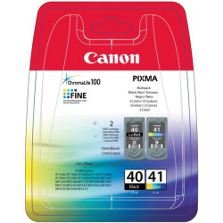 0615B043 INK CANON PG-40/CL-41 MULTIPACK PER PIXMA IP 1200/1600/2200 8714574552576 CANON