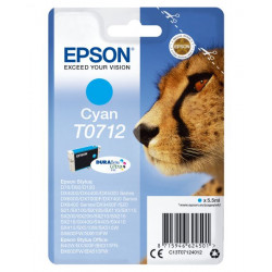 C13T07124020 INK EPSON CIANO STYL D78/DX4000/50 8715946360348 EPSON