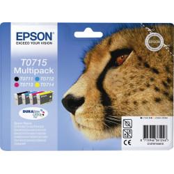 C13T07154020 INK EPSON KIT STYLUS D78/DX4000/50 8715946361246 EPSON