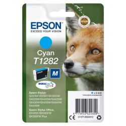 C13T12824020 INK EPSON T1282 CIANO PER STYLUS S22/BX305F/SX125 8715946465340 EPSON