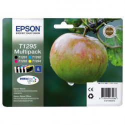 C13T12954020 INK EPSON T1295 MULTIPACK NERO+CLR STYLUS OFFICE BX305F/320FW/SX420 8715946465586 EPSON