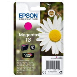 C13T18034010 INK EPSON 18 MAGENTA PER EXPRESSION HOME XP30 8715946518046 EPSON