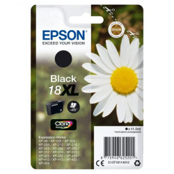 C13T18114010 INK EPSON 18 NERO XL PER EXPRESSION HOME XP30 8715946517940 EPSON