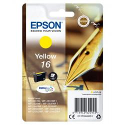 C13T16244010 INK EPSON 16 GIALLO DURABRITE ULTRA PER WORKFORCE WF 2010/2510 8715946518800 EPSON