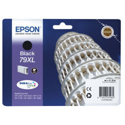 C13T79014010 INK EPSON PER WF-4630DWF NERO 41,8M L 8715946535982 EPSON