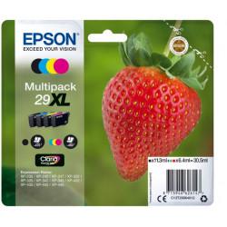 C13T29964010 INK EPSON MULTIPACK 29XL NERO/CIANO MAGENTA/GIALLO PER XP-235 8715946602356 EPSON