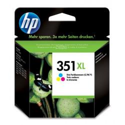 CB338EE INK HP CB338EE N.351XL CIANO/GIALLO /MAGENTA ALTA CAPACITA' 0808736844857 HP INC