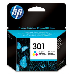 CH562EE INK HP CH562EE N.301 COLORE 3ML 190PAGES 0884962894507 HP INC