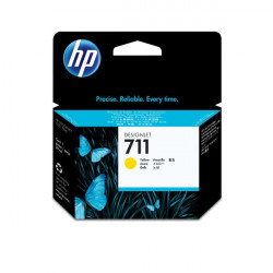 CZ132A INK HP N711 GIALLO 29ML 0886112841157 HP INC