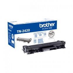 TN2420 TONER BROTHER TN2420 NERO PER MFC L2750DW/L2710DN/DW 3000PG 4977766779494 BROTHER
