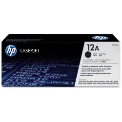 Q2612A TONER HP L/J 1010/1012/1015/1022 1020 2000PAG 0808736558136 HP INC