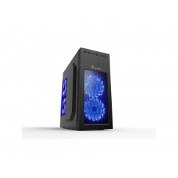 200-00045 CASE MID-TOWER NO PSU GAMING BK ATX/MICROATX/ITX 2*USB2 1*USB3 ADJ 8058773835253 ADJ