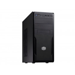 FOR-251-KKN3 CASE MID-TOWER NO PSU FORCE 251 1USB3 1USB2 BLACK 4719512055854 COOLER MASTER