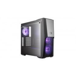 MCB-B500D-KGNN-S00 CASE MID-TOWER NO PSU MASTERBOX MB500 RGB 2USB3 BLACK GRIGIO 4719512067345