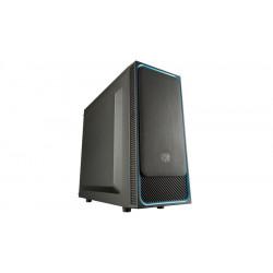 MCB-E500L-KN5N-S00 CASE MID-TOWER NO PSU MASTERBOX E500L 2USB3 BLACK BLUE 4719512070062 COOLER