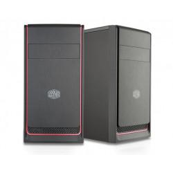 MCB-E300L-KN5N-B00 CASE MINI-TOWER NO PSU MASTERBOX E300L 2USB3 ODD BLACK/RED 4719512071397 COOLER