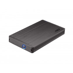 """120-00007 BOX 2.5"""" SATA TO USB 3.0 MAX 2TB GY AH650 BOX MAX HDD 12,5 MM ADJ 4213877314101 ADJ"""