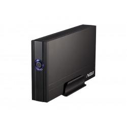 "120-00011 BOX 3.5"" IDE SATA/USB2.0 MAX 8TB BK COMBO ALLUMINIO/PLASTICA ADJ 4213881314104 ADJ"