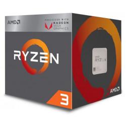 YD2200C5FBBOX CPU AMD RYZEN3 2200 AM4 3,5GHZ VEGA 4CORE BOX 6MB 64BIT 65W 730143309110 AMD