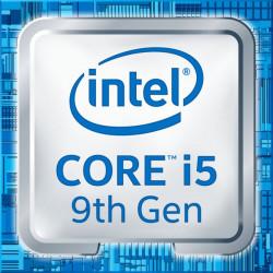 BX80684I59600K CPU INTEL I5-9600K 3,7GHz SKT1151 6CORE 9MB CACHE 8GT/S 14NM 95W CFL 5032037140164