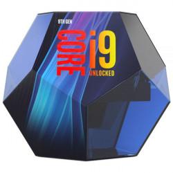 BX80684I99900K CPU INTEL I9-9900K 3,60GHz SKT1151 8CORE 16MB CACHE 8GT/S 14NM 95W CFL 5032037140102