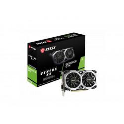 GTX1650VENTUSXS4GOC VGA MSI NVIDIA GTX 1650 VENTUS XS 4G OC 4719072630287 MSI MICROSTAR
