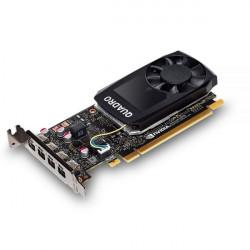 VCQP1000DVI-PB VGA PNY NVIDIA QUADRO P1000 4GB DDR5 128BIT 4XDP PCI-E 3536403354725 PNY